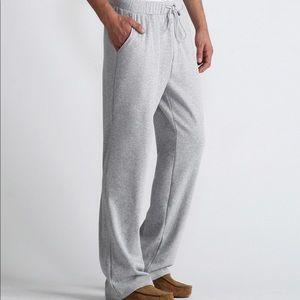 UGG Men's Keaughan Pants Gray Lounge Sweatpants